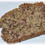 Glutenfreies Mandel-Leinsamen Brot
