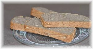 Fertig das leckere Brot
